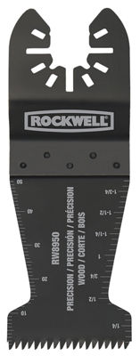 Rockwell 588950.3 1-3/8IN Sonicrafter Precision Wood End Cut Saw Blade 3 Pack