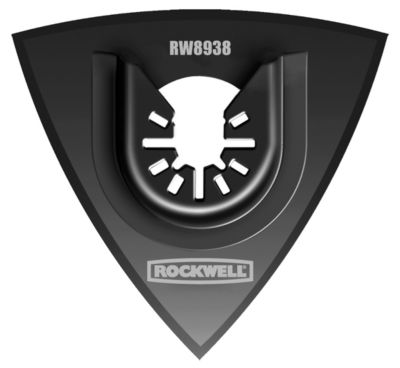 Rockwell Rw8938 Sonicrafter Perforated Sanding Pad2 Count