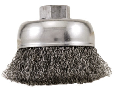 Vermont American 16831 3IN Industrial Cup Wire Brush