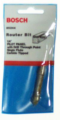 Bosch 85244 Pilot Panel Router Bit