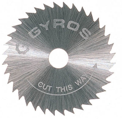 Gyros Tools 81-20715 3/4IN Course Tooth Gyros SteelSaw Blade