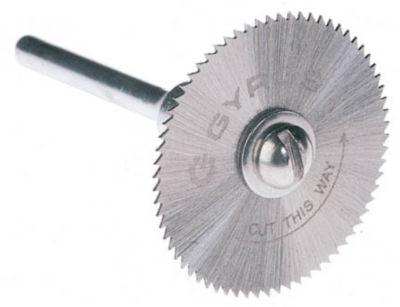 Gyros Tools 82-11015 Circular Saw Blade Set