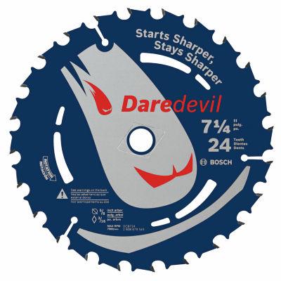 "Daredevil Dcb724B25 7-1/4"" 24 Tooth Circular Saw Blade 25 Count"""