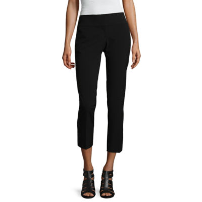 by&by Modern Fit Ankle Pants-Juniors