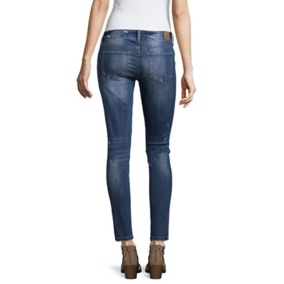 Zco Jeans Skinny Fit Jeggings-Juniors