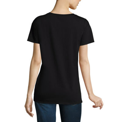 Arizona Short Sleeve Pocket T-Shirt- Juniors