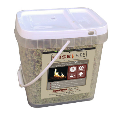 Wise Foods Fuel Source 4 Gallon Bucket  240 Cups