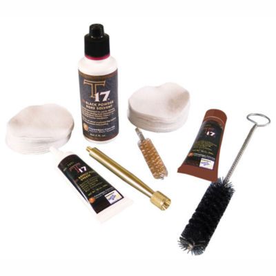 Thompson Center Accessories T17 Accessories In-Line Cleaning Kit  50Cal