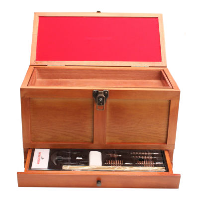 Winchester Cleaning Kits Gunmaster Toolbox w/17 Piece Cleaning Kit