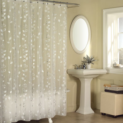 Excell Home Fashions Ivy Shower Curtain