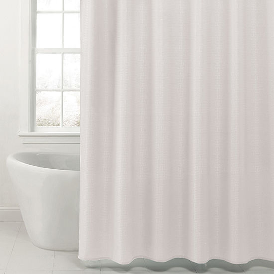 Excell Home Fashions Maze Woven Shower Curtain Liner