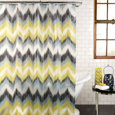 Clapton Peva Shower Curtain