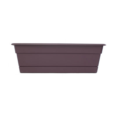 Bloem Dura Cotta Window Box Planter - 36""