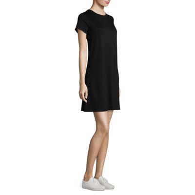 Xersion Short Sleeve Swing Dresses
