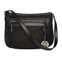 Deals on Liz Claiborne Jess Top Zip Shoulder Bag