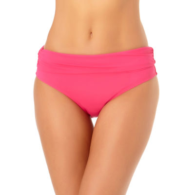 Liz Claiborne High Waist Bikini Swimsuit Bottom