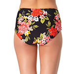 a.n.a Floral Hipster Swimsuit Bottom