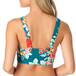 a.n.a Floral Bralette Swimsuit Top