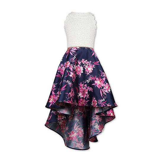 Speechless - Big Kid Girls Embellished Sleeveless Party Dress