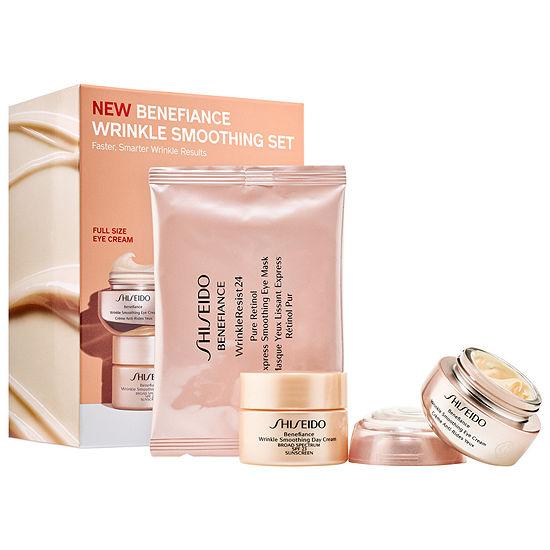 Shiseido Ultimate Wrinkle Smoothing Eye Cream Set