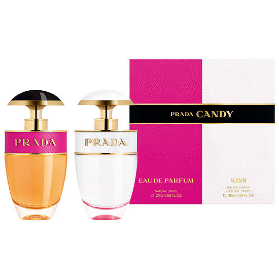 Prada Candy & Candy Kiss Duo Set
