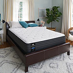 Sealy® Heartwarming Cushion Firm - Mattress + Box Spring