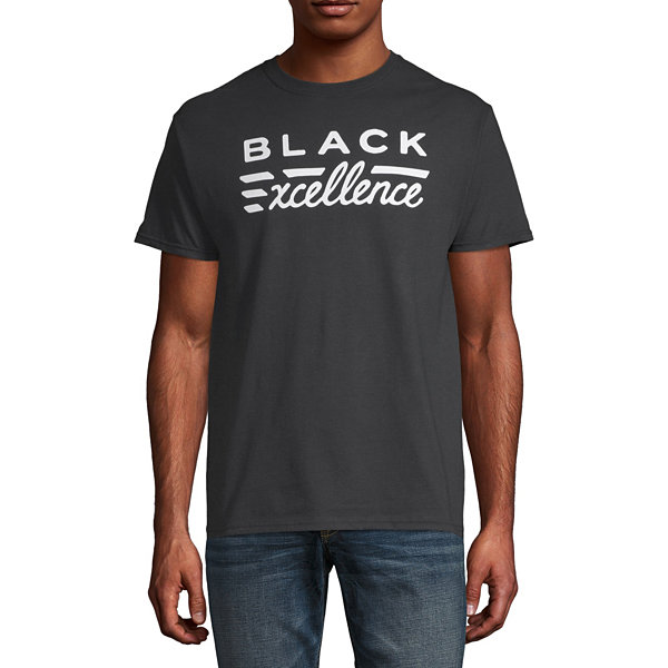 Black History Month Unisex Adult Crew Neck Short Sleeve Graphic T-Shirt