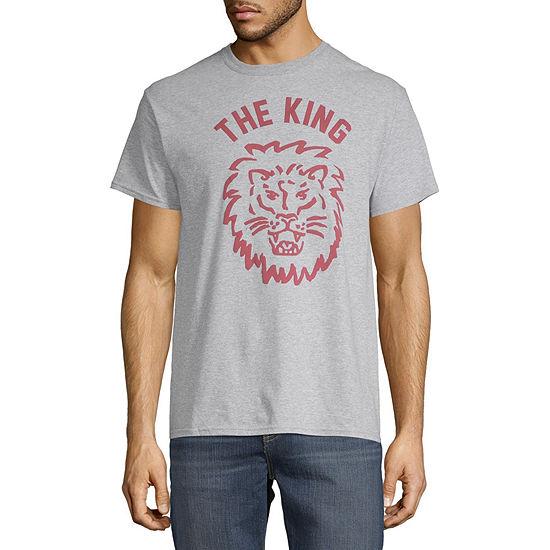 Black History Month Mens Crew Neck Short Sleeve Graphic T-Shirt