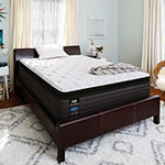 Sealy® Heartwarming LTD Plush Pillow Top - Mattress Only