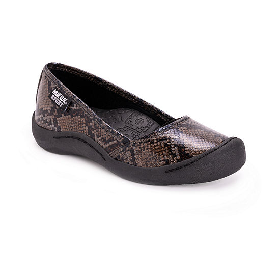 Muk Luks Womens Sandy Slip-On Shoe Round Toe