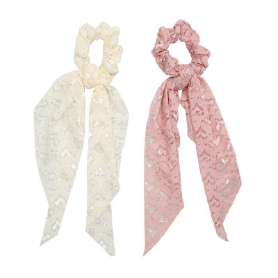 a.n.a Lace 2-pc. Hair Ties