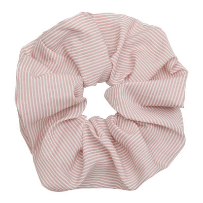 a.n.a Pink Oversized Scrunchie Hair Ties