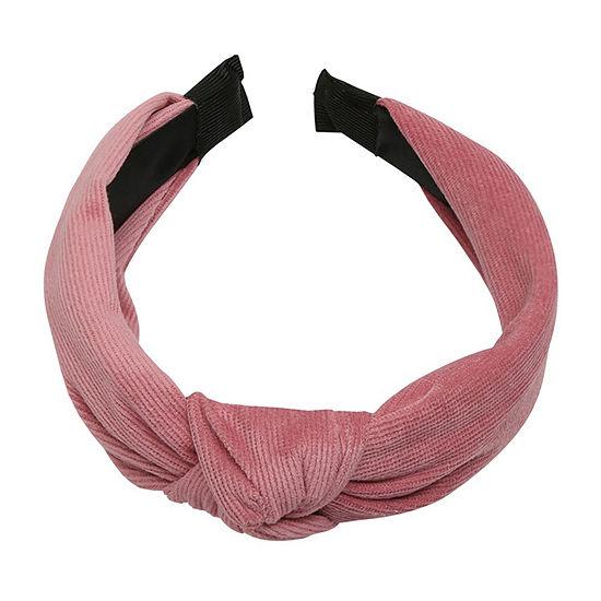 a.n.a Pink Knot Headband