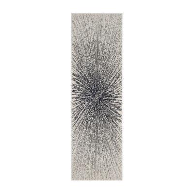 Safavieh Evoke Collection Aliya Abstract Runner Rug