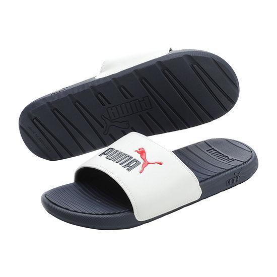 Puma Mens Cool Cat Slide Sandals