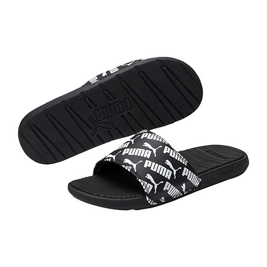 Puma Mens Cool Cat Slide Sandals