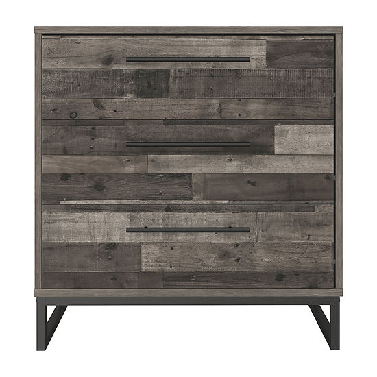 Signature Design by Ashley Neilsville Bedroom Collection 3-Drawer Chest