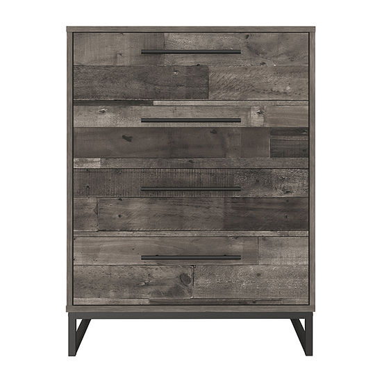 Signature Design by Ashley Neilsville Bedroom Collection 4-Drawer Chest