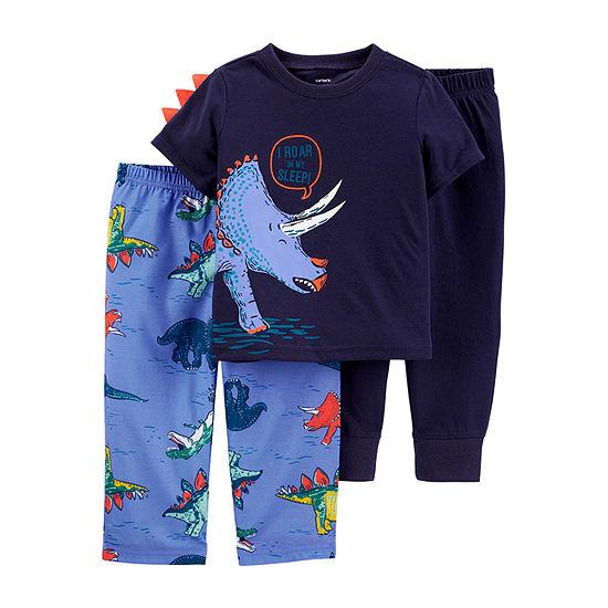 Carter's Toddler Boys 3-pc. Pajama Set