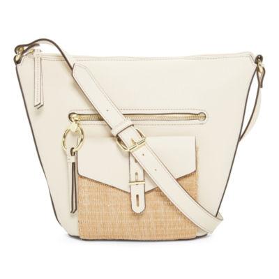 Liz Claiborne Susannah Bucket Crossbody Bag