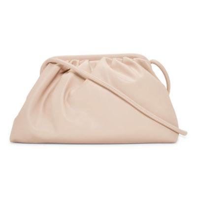 Worthington Ruched Frame Crossbody Bag
