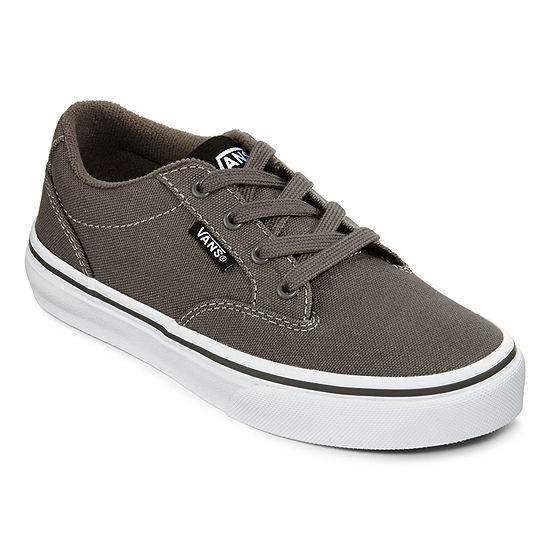 f3d4b021550 Vans Winston Boys Skate Shoes Big Kids JCPenney