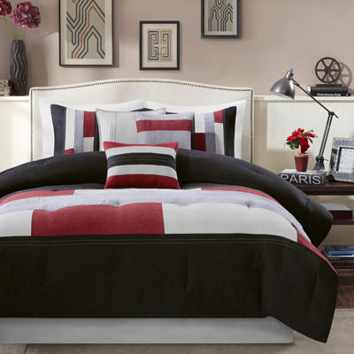 Madison Park Bay Ridge 7-pc. Comforter Set