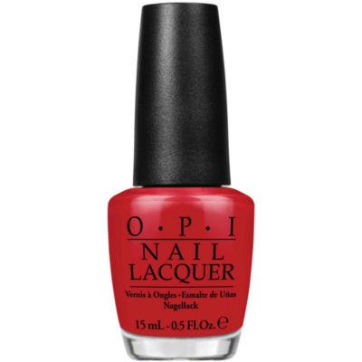 OPI Next Stop…The Bikini Zone Nail Polish - .5 oz.