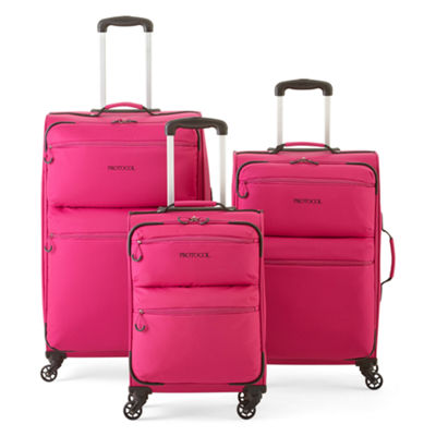 "Protocol® Travelite 21"" Spinner Luggage"
