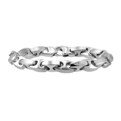 Mens Stainless Steel Mariner Bracelet