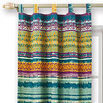 Greenland Home Fashions Southwest 2-Pack Tab-Top Curtain Panels
