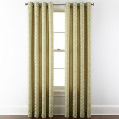 Studio™ Sierra Grommet-Top Curtain Panel