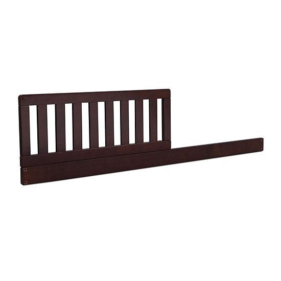 Simmons Kids® Toddler Bed Guard Rail Kit - Dark Chocolate