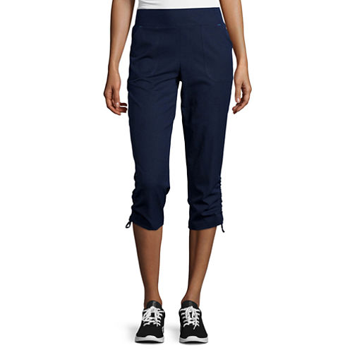 Made for Life™ Cinched-Leg Capri Pants